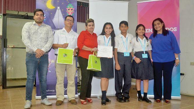 Estudiantes encienden su energía con PlayEnergy de Enel Green Power