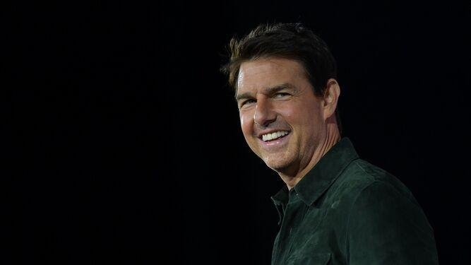 Tom Cruise acude a la Comi-Con para presentar 'Top Gun: Maverick'