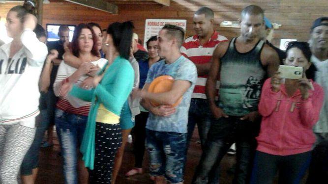 Cerca de 76 cubanos que están en Gualaca regresarán a Cuba