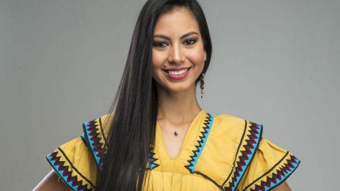 Rosa Montezuma, aspirante a Señorita Panamá 2018, revela sus dos apellidos