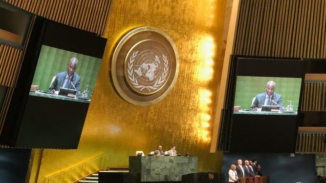 Mario Vargas Llosa califica de 'vergüenza' el ingreso de Venezuela al Consejo de Derechos Humanos de la ONU