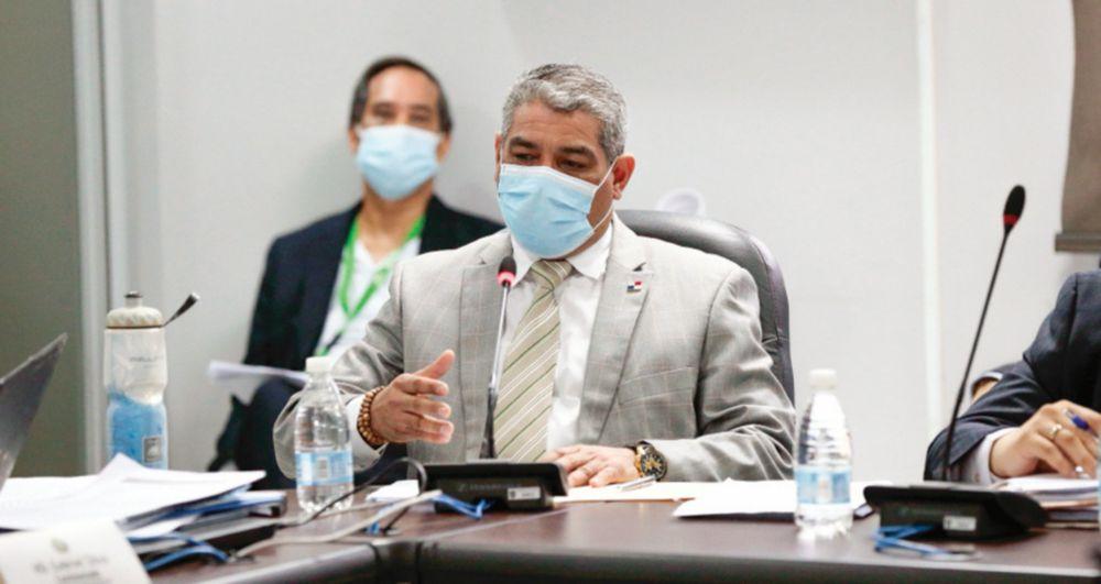 Ministro Sucre reitera que no se descarta un aumento de los casos de Covid-19, tras la reapertura económica