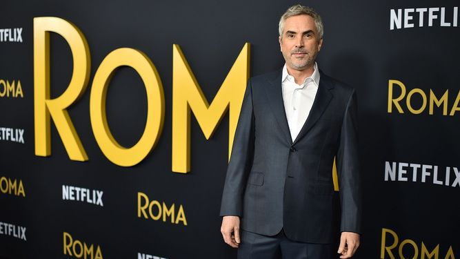 'Roma' y 'The Favourite' dominan nominaciones al Óscar