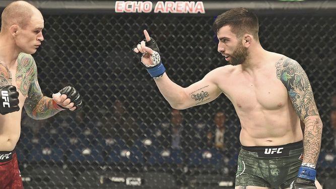 'Es un honor representar a Panamá en la UFC'