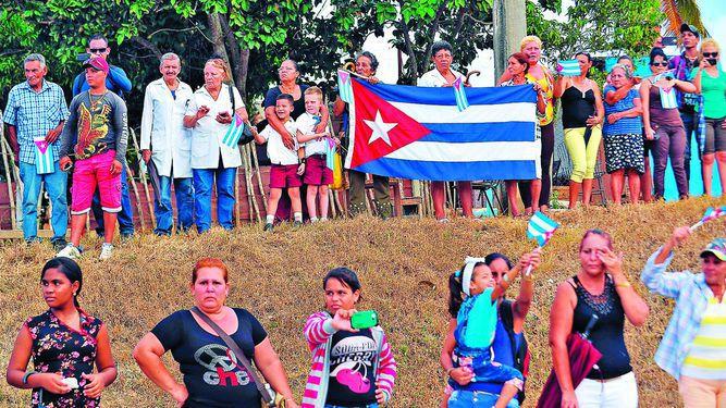 Cuba: el hombre y el caudillo