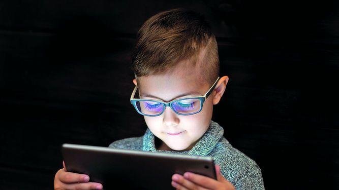 Los niños y el mundo virtual