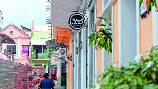 Comerciantes del Casco se quejan por bajas ventas