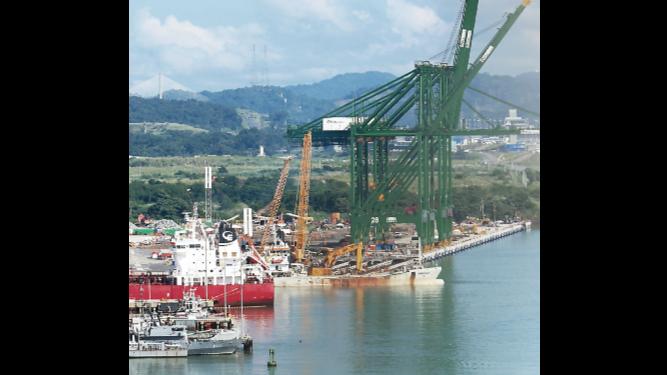 TEU crecen 4.5% en los puertos