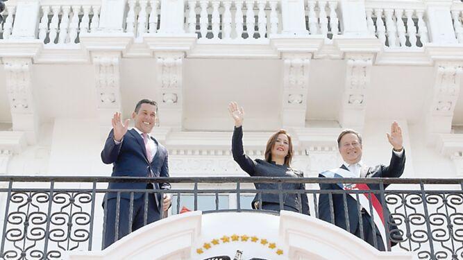 Varela recibe credenciales de Zavarce, designada de Guaidó