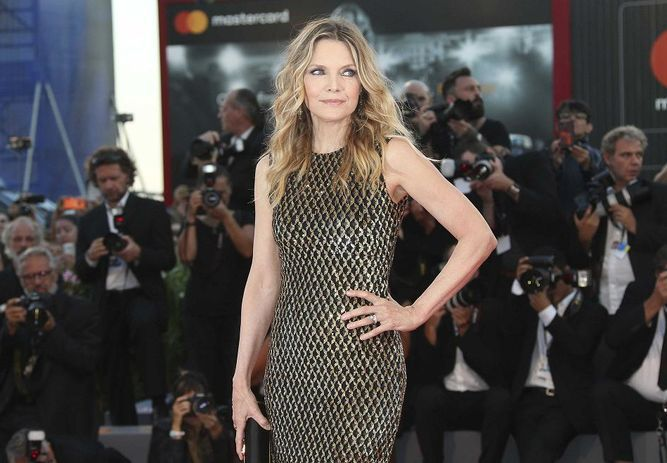 Michelle Pfeiffer regresa a la pantalla con 'mother!'