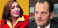 Asamblea: Diputada Ábrego se queja y contralor Humbert responde
