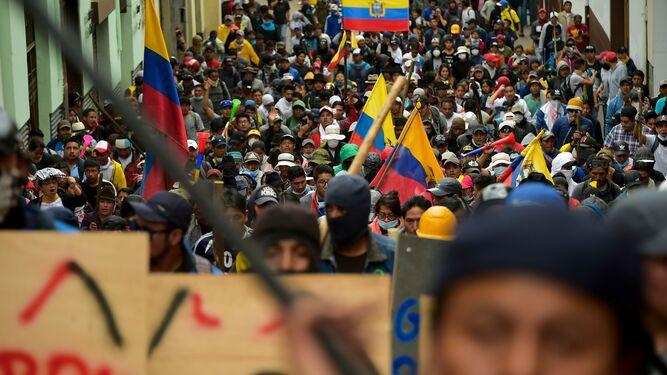 SIP condena agresiones en Ecuador y pide respetar el ejercicio del periodismo