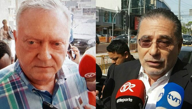 Niegan fianza de excarcelación a Ramón Fonseca Mora y Jürgen Mossack