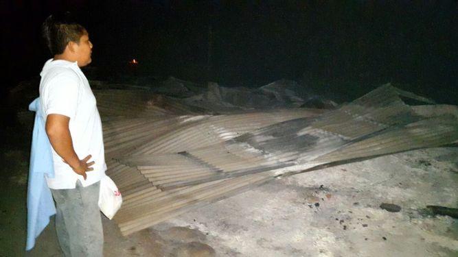 La dramática situación que viven los residentes de Aguas Claras