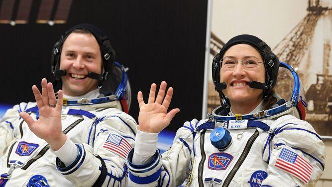 La NASA cancela paseo espacial 100% femenino por falta de talles en trajes