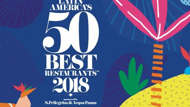 Los Latin America's 50 Best Restaurants 2018