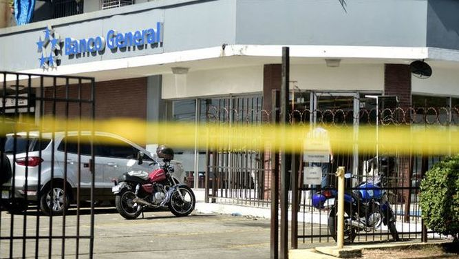 Aplican detención provisional a nuevo implicado en el caso de robo al Banco General