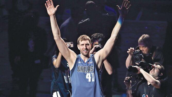 El alemán que abrió puertas en la NBA