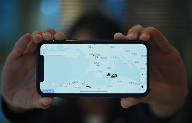 Apple retira polémica app del mercado de Hong Kong