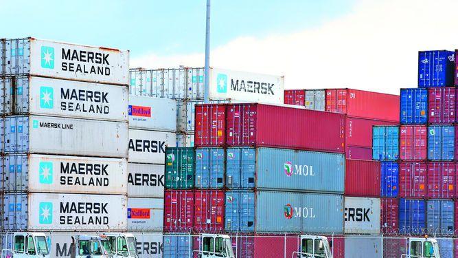 Aumenta el precio de los contenedores