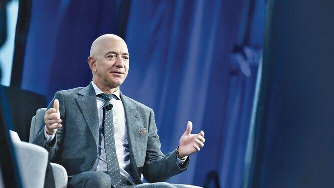 Bezos une fuerzas con gigantes aeroespaciales