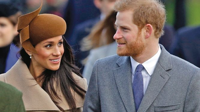 Otra clase de mirada a la boda real