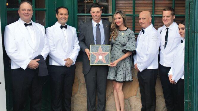 De Chaplin a Tarantino: icónico restaurante recibe una estrella