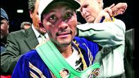Chemito Moreno pierde por nocaut