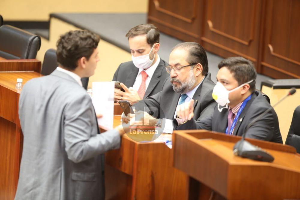 Aprobado en segundo debate proyecto con medidas de emergencia para afrontar crisis del Covid-19