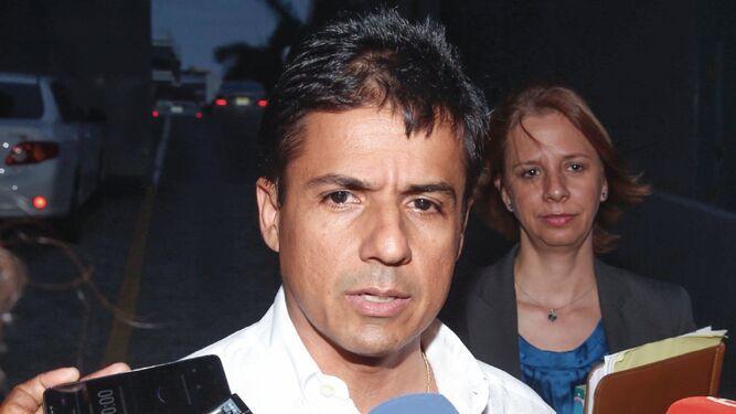 Federico Suárez, señalado de ser 'socio capitalista' en hidroeléctrica