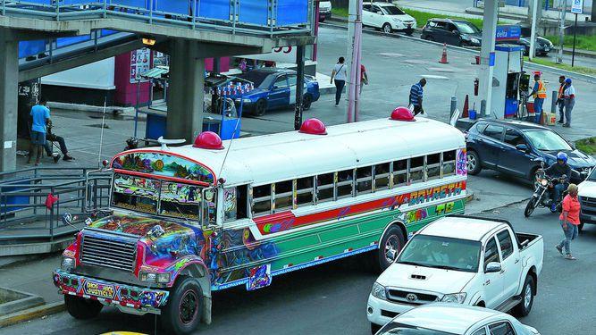 Compensación de buses, sin concluir
