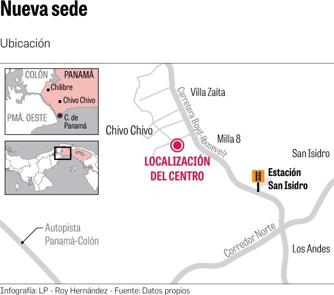 UP adjudica regional en San Miguelito por $65.9 millones