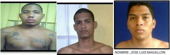 Tres presuntos homicidas se evaden de La Joya