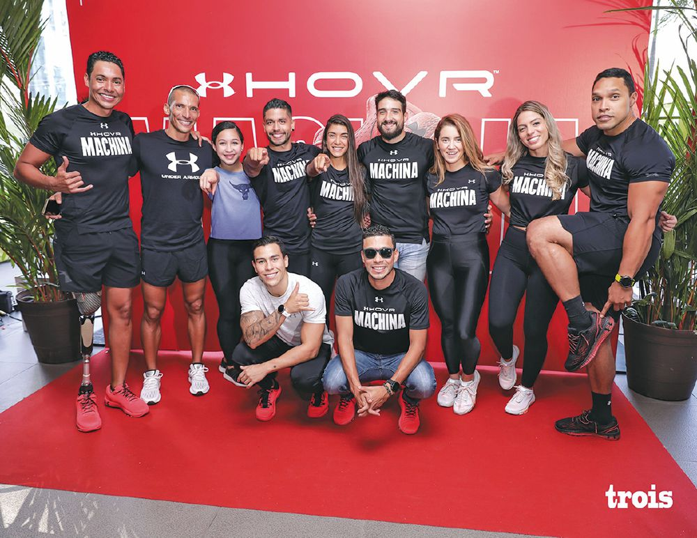 Under Armour se prepara para  IX carrera Under Armour Panamá