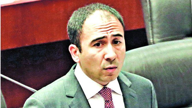'Conmigo hay un antes y un después de Colón', diputado Miguel Salas