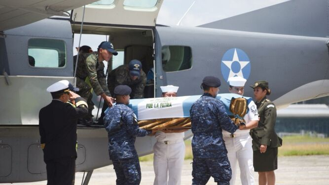 Guatemala pedirá apoyo a EU tras ataque de narcos a militares