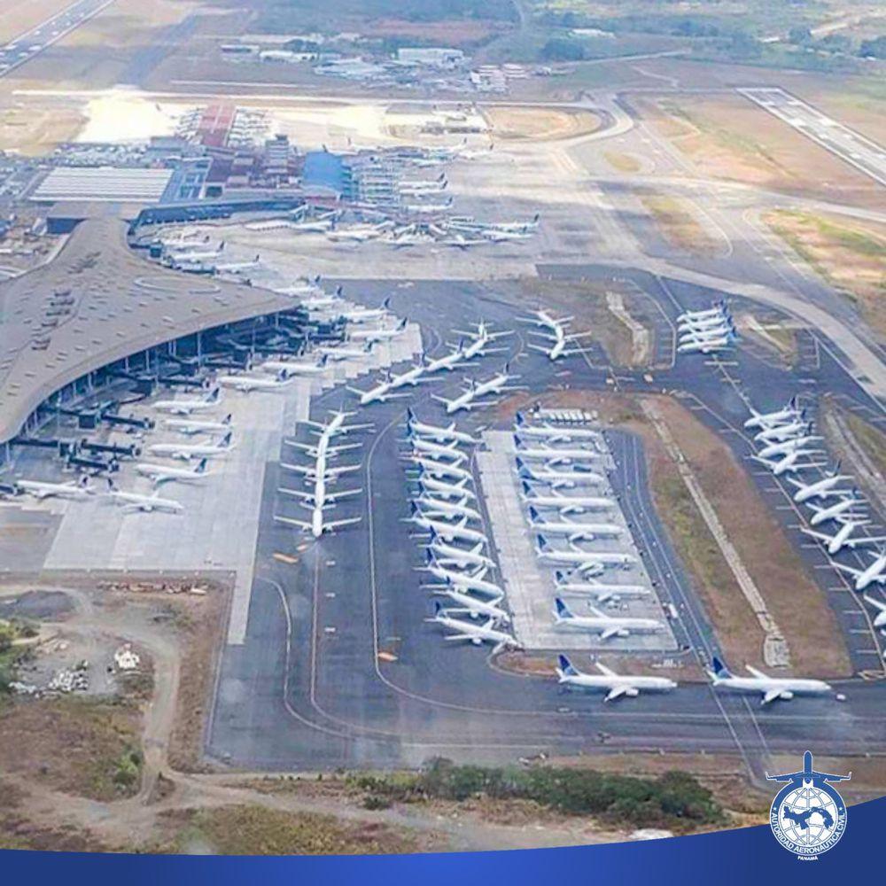 Aterrizó en Tocumen el último avión de Copa Airlines que viajó a Argentina