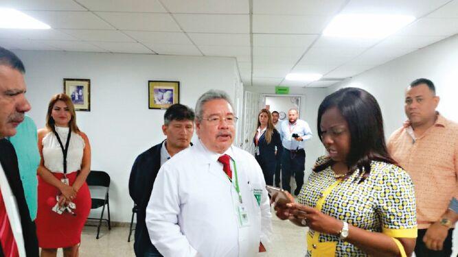 Cuestionan atraso en proyecto de Hospital del Niño