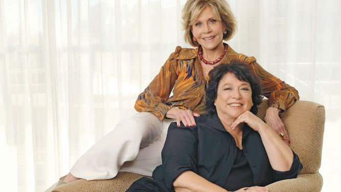 Vida de Jane Fonda es tratada en documental