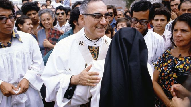 Óscar Arnulfo Romero: 'ya no me quedan amigos'