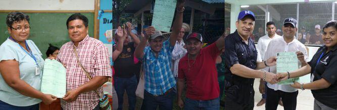 Panameñistas ganan dos de las tres elecciones para representantes realizadas este domingo