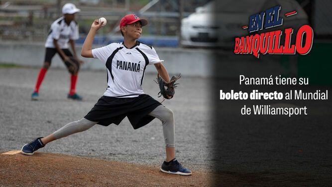 Panamá tiene su boleto directo al Mundial de Williamsport