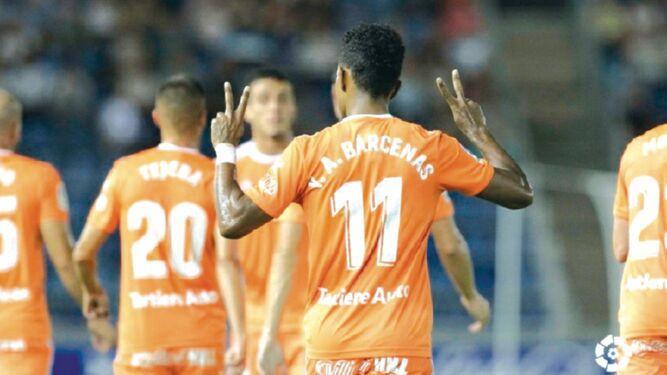 Bárcenas le da la primera victoria de la temporada al Real Oviedo