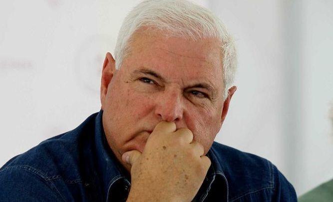 Refuerzan seguridad  para audiencia a expresidente Martinelli