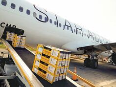Piña panameña llega a China