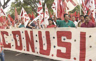 Sindicatos rompen con Gobierno