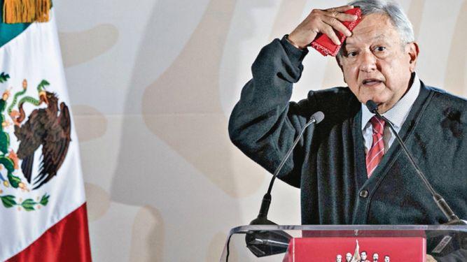 Magistrados mexicanos aceptan bajarse el sueldo