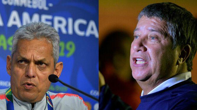 Rueda vs 'Bolillo' Gómez: sazón colombiana para el Chile-Ecuador