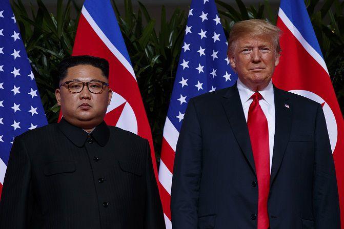 El tren de Kim entra en China a pocos días de la cumbre con Trump