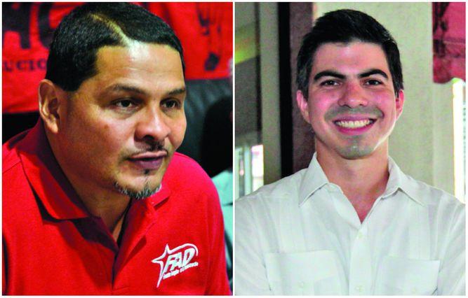 Méndez y Morales medirán fuerzas por la bandera del FAD